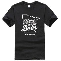 HERE FOR THE BEER MINNESOTA T SHIRT BER 34 webp
