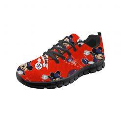 Houston Astros Custom 3D Running Shoes