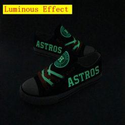 Astros Limited Luminous Low Top Canvas Shoes Sport