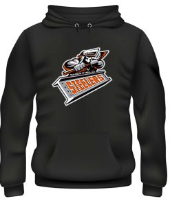 ICE HOCKEY SHEFFIELD STEELERS PUCK FIGHTS HOODIE men long sleeve gym jogger winter summer coat 3