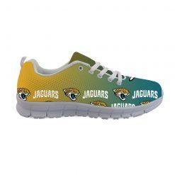 Jacksonville Jaguars Custom 3D Print Running Sneakers