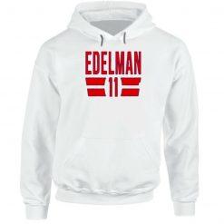 Julian Edelman Patriot Receiver Super Bowl Chempion New England Sweatshirt women men clothes coat hoodie