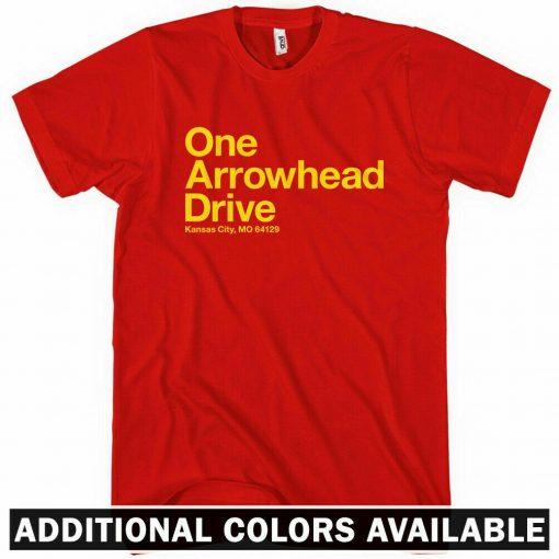 Kansas City Football Stadium T shirt Men S 4X Gift Fan KC Chiefs Missouri T Shirt