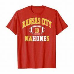 Kansas City Football Vintage Kc Missouri Chief Retro Gift T Shirt