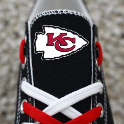 Chiefs Limited Low Top Canvas Shoes Sport