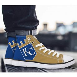 Kansas City Royals Lace-Up Shoes Sport