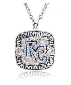 Kansas City Royals Championship Necklace