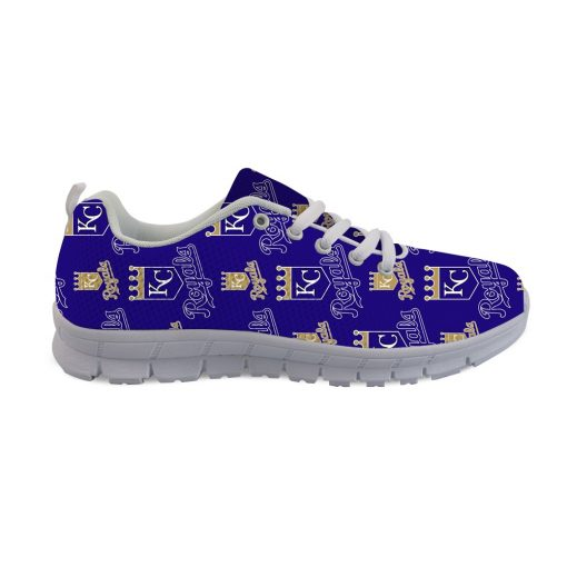 Kansas City Royals Custom 3D Print Running Shoes