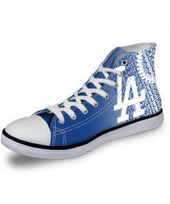 Los Angeles Dodgers Lace-Up Shoes Sport