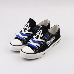 Los Angeles Dodgers Limited Low Top Canvas Shoes Sport