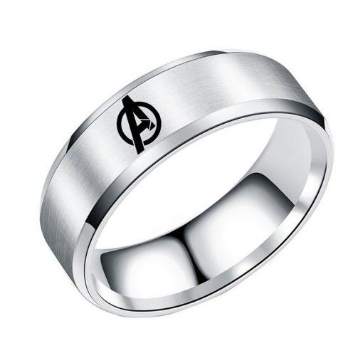 Marvel The Avengers Tungsten Rings DIY