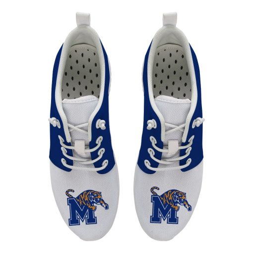Memphis Tigers Customize Low Top Sneakers College Students