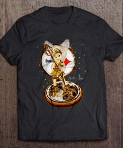 Men T Shirt Steeler Time Tinker Bell Women t shirt