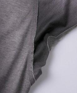 Men s t shirt Casual Slim Fit Short Sleeve Sports O Neck Shirt Top Blouse kansas 4