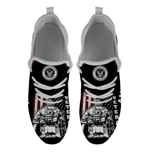 Men Women Running Shoes Customize American Veterans