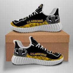 Unisex Yeezy Running Shoes American Veterans