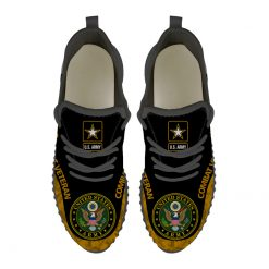 Unisex Running Shoes Customize American Veterans