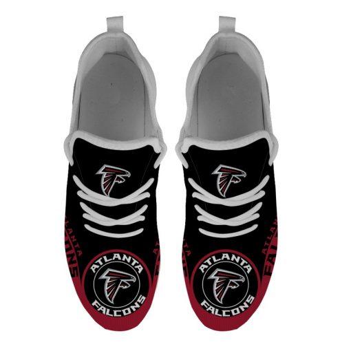 Men Women Running Shoes Customize Atlanta Falcons