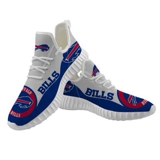 Men Women Running Shoes Customize Buffalo Bills