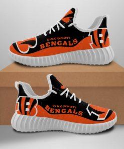 Men Women Running Shoes Customize Cincinnati Bengals