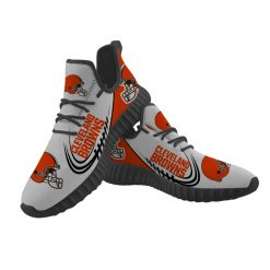 Men Women Running Shoes Customize Cleveland Browns