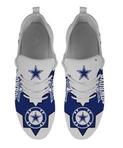 Men Women Yeezy Running Shoes Customize Dallas Cowboys