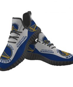 Men Women Running Shoes Customize Golden State Warriors