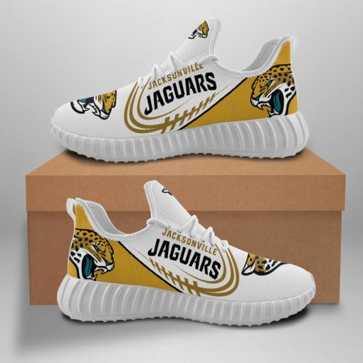 Men Women Running Shoes Customize Jacksonville Jaguars