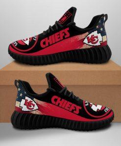 Unisex Running Shoes Customize Kansas City Chiefs
