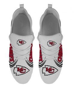 Men Women Yeezy Running Shoes Customize Kansas City Chiefs