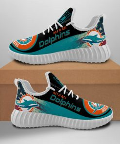 Running Shoes Customize Miami Dolphins