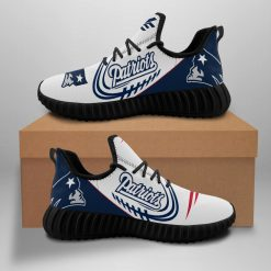 Running Shoes Customize New England Patriots