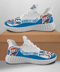 Men Women Running Shoes Customize Oklahoma City Thunder