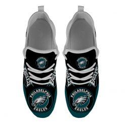 Men Women Running Shoes Customize Philadelphia Eagles
