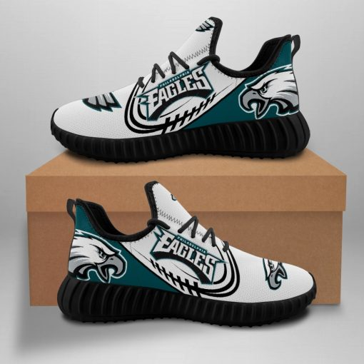 Running Shoes Customize Philadelphia Eagles