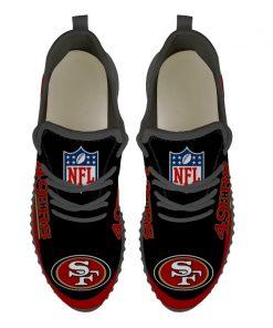 Running Shoes Customize San Francisco 49ers