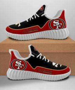 Yeezy Running Shoes Customize San Francisco 49ers