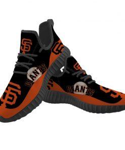 Men Women Running Shoes Customize San Francisco Giants