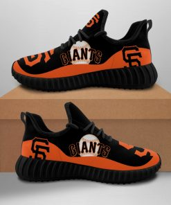 Men Women Running Shoes Customize San Francisco Giants