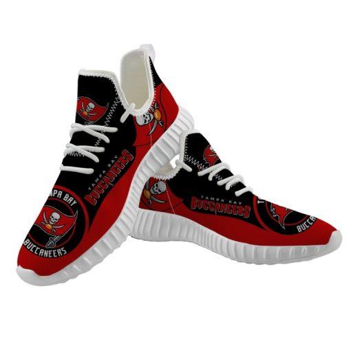 Men Women Running Shoes Customize Tampa Bay Buccaneers