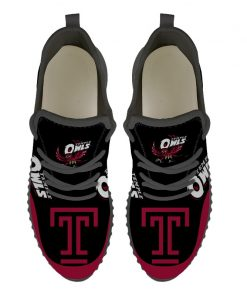 Men Women Running Shoes Customize Temple Owls