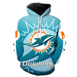 Miami Dolphins Fans Hoodies