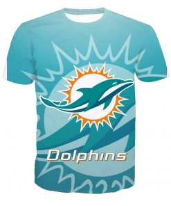 Miami Dolphins Casual T-Shirt