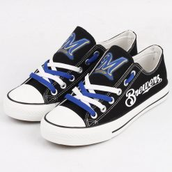 Brewers Limited Low Top Canvas Shoes Sport