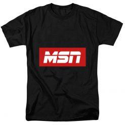 Minnesota Sports News White Supreme Style Loose T Shirt Women Summer Printed Cotton T Shirt Women