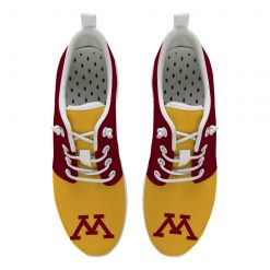 Minnesota Golden Gophers Customize Low Top Sneakers College Students