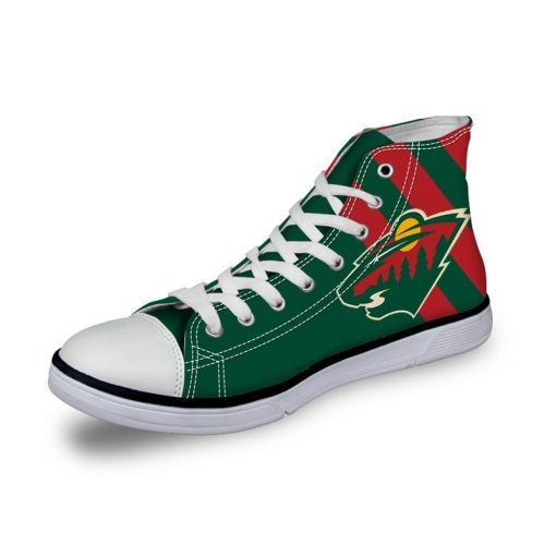 Minnesota Wild Lace-Up Shoes Sport