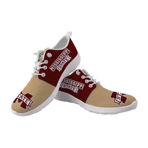 Mississippi State Bulldogs Customize Low Top Sneakers College Students