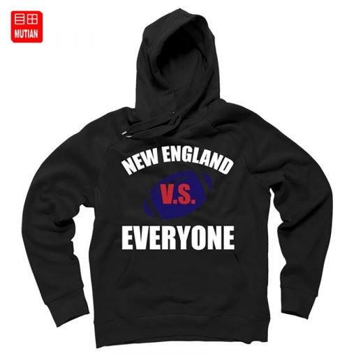 New England Vs Everyone T Shirt Patriots fan Funny Football Sports verse Everyone New England Football 2
