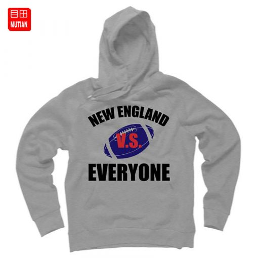New England Vs Everyone T Shirt Patriots fan Funny Football Sports verse Everyone New England Football 3